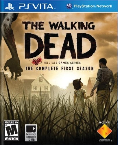 The Walking Dead: A Telltale Games Series for PlayStation Vita