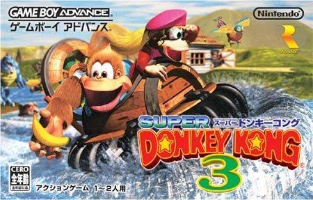 Gamewise Donkey Kong Country 3 Wiki Guide, Walkthrough and Cheats