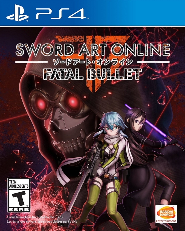 Gamewise Sword Art Online: Fatal Bullet Wiki Guide, Walkthrough and Cheats
