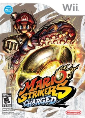 Mario Strikers Charged Wiki on Gamewise.co