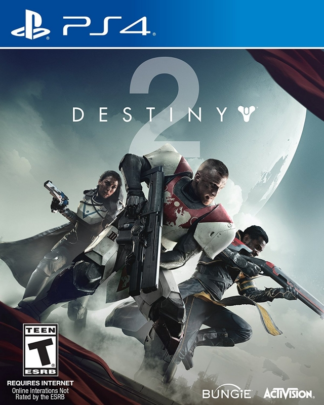 Destiny 2 for PS4 Walkthrough, FAQs and Guide on Gamewise.co