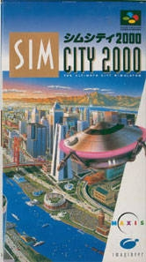 SimCity 2000 on SNES - Gamewise