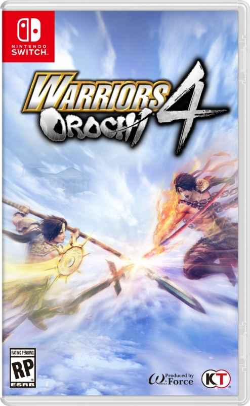Warriors  Orochi 4 on NS - Gamewise