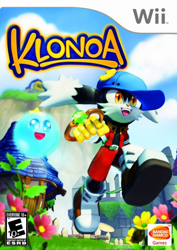Klonoa Wiki on Gamewise.co