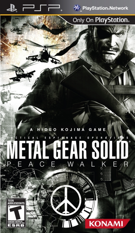 Metal Gear Solid: Peace Walker on PSP - Gamewise
