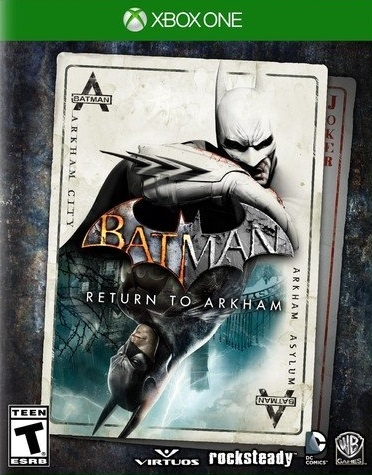Batman: Return to Arkham for XOne Walkthrough, FAQs and Guide on Gamewise.co