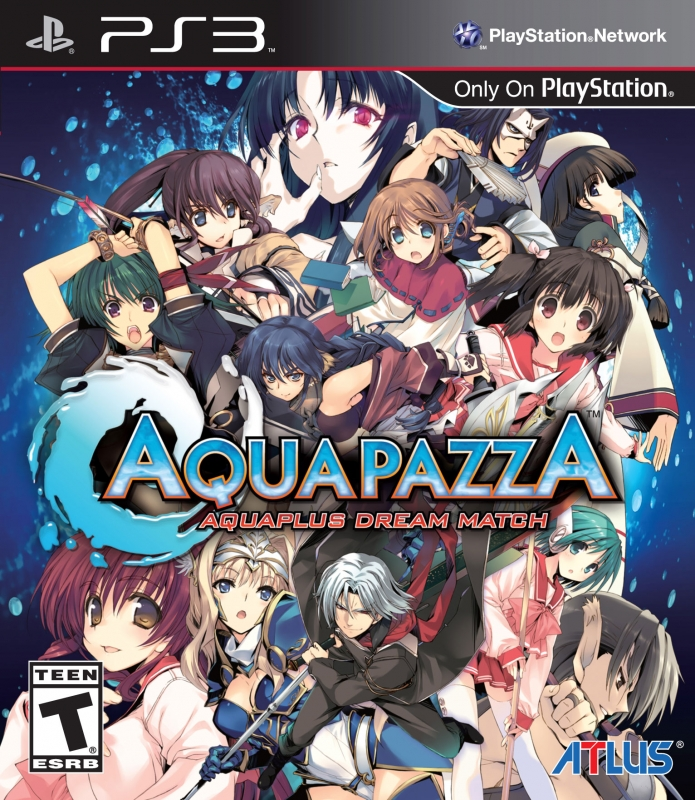 Gamewise AquaPazza: AquaPlus Dream Match Wiki Guide, Walkthrough and Cheats