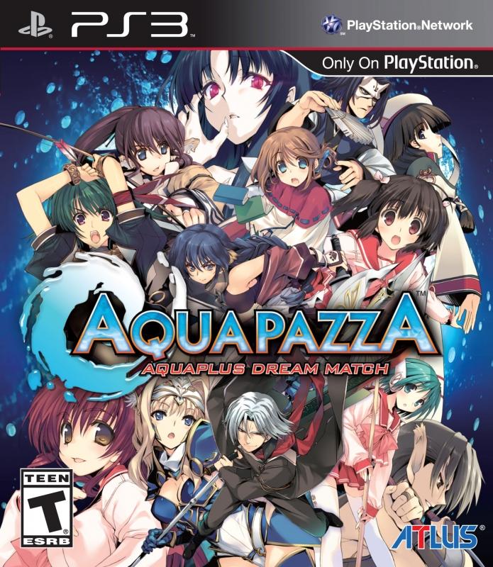 Gamewise AquaPazza: AquaPlus Dream Match Wiki Guide, Walkthrough and Cheats