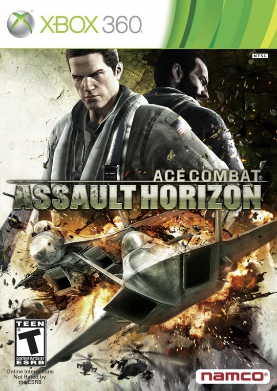 Ace Combat: Assault Horizon [Gamewise]