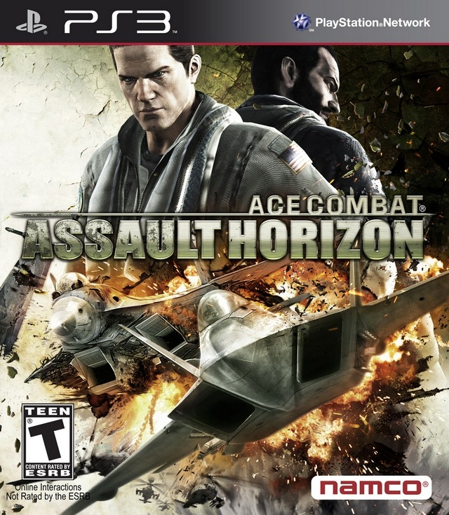 Ace Combat: Assault Horizon on PS3 - Gamewise