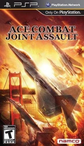Ace Combat: Joint Assault for PSP Walkthrough, FAQs and Guide on Gamewise.co