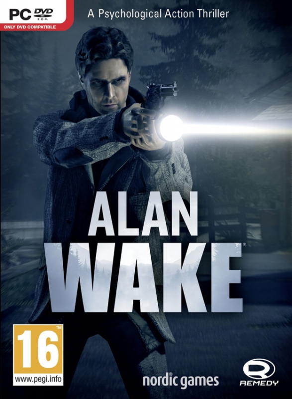 Alan Wake on PC - Gamewise