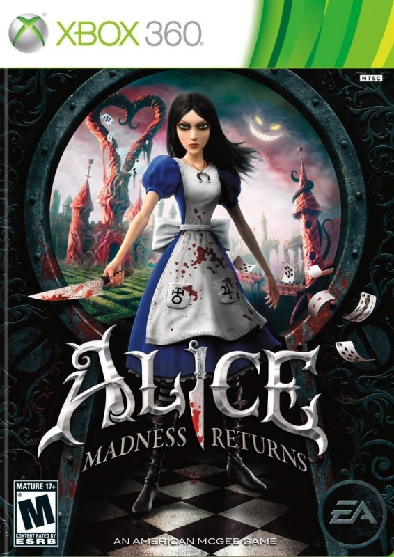 Alice: Madness Returns for X360 Walkthrough, FAQs and Guide on Gamewise.co