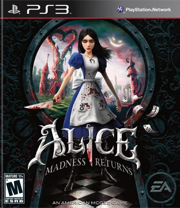 Alice: Madness Returns on PS3 - Gamewise
