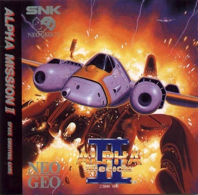 Alpha Mission II (CD)