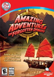 Gamewise Wiki for Amazing Adventures: The Forgotten Dynasty (PC)