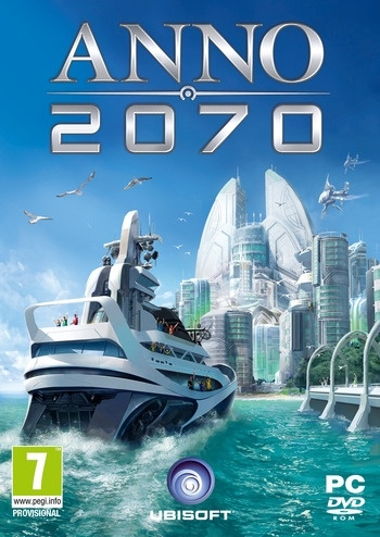 Anno 2070 for PC Walkthrough, FAQs and Guide on Gamewise.co