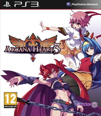 Arcana Heart 3: LOVE MAX!!!! on PS3 - Gamewise