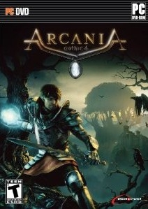 Arcania: A Gothic Tale for PC Walkthrough, FAQs and Guide on Gamewise.co