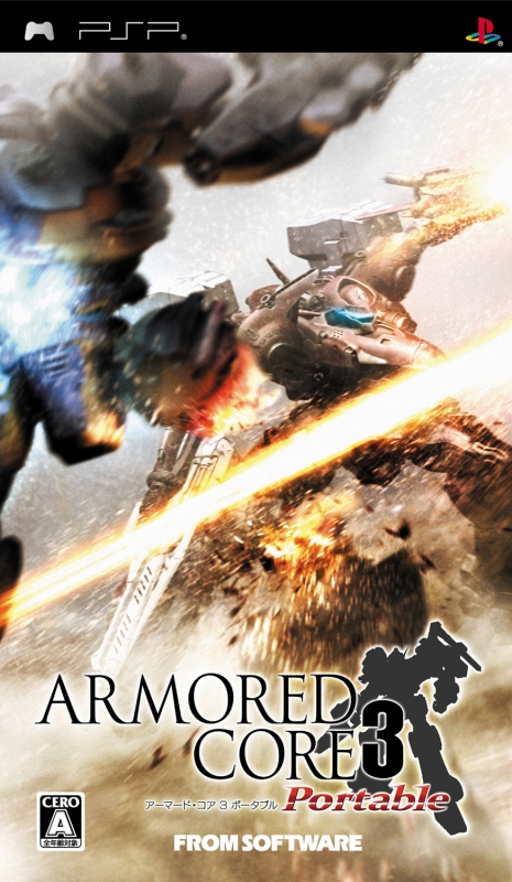 Armored Core 3 Portable on PSP - Gamewise