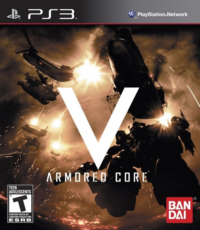 Armored Core V [Gamewise]