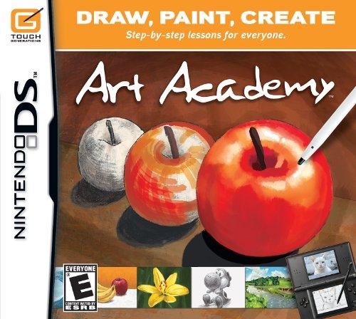 Art Academy on DS - Gamewise