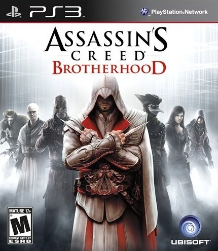 Assassin's Creed: Brotherhood Walkthrough Guide - PS3