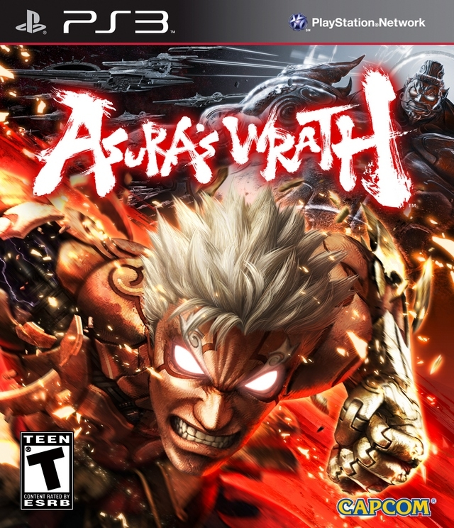 Asura's Wrath on PS3 - Gamewise