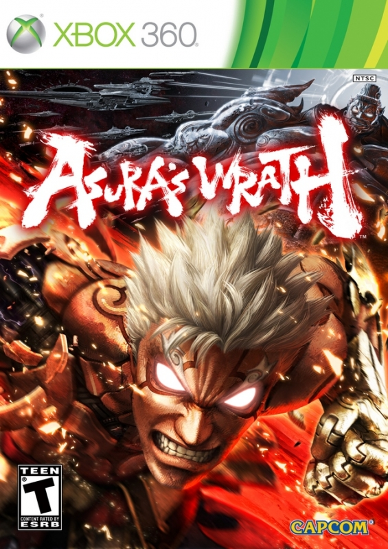 Asura's Wrath for X360 Walkthrough, FAQs and Guide on Gamewise.co