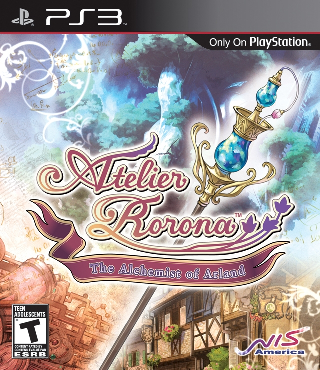 Atelier Rorona: Alchemist of Arland Wiki on Gamewise.co