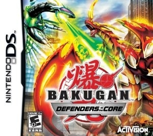 Bakugan Battle Brawlers: Defenders of the Core on DS - Gamewise