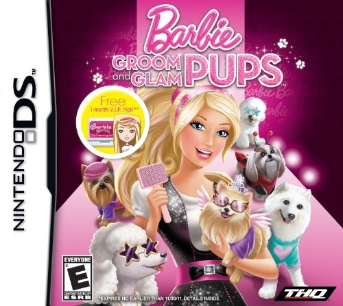 Barbie: Groom and Glam Pups Wiki on Gamewise.co
