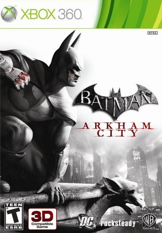 Batman: Arkham City for X360 Walkthrough, FAQs and Guide on Gamewise.co