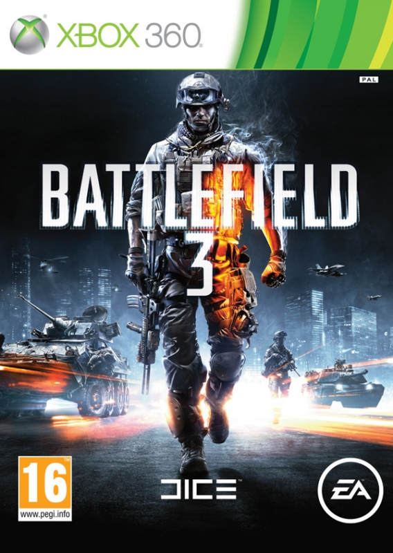 Battlefield 3 for Xbox 360 - Sales, Wiki, Release Dates ...