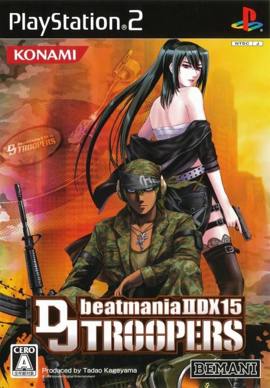 BeatMania IIDX 15: DJ Troopers on PS2 - Gamewise