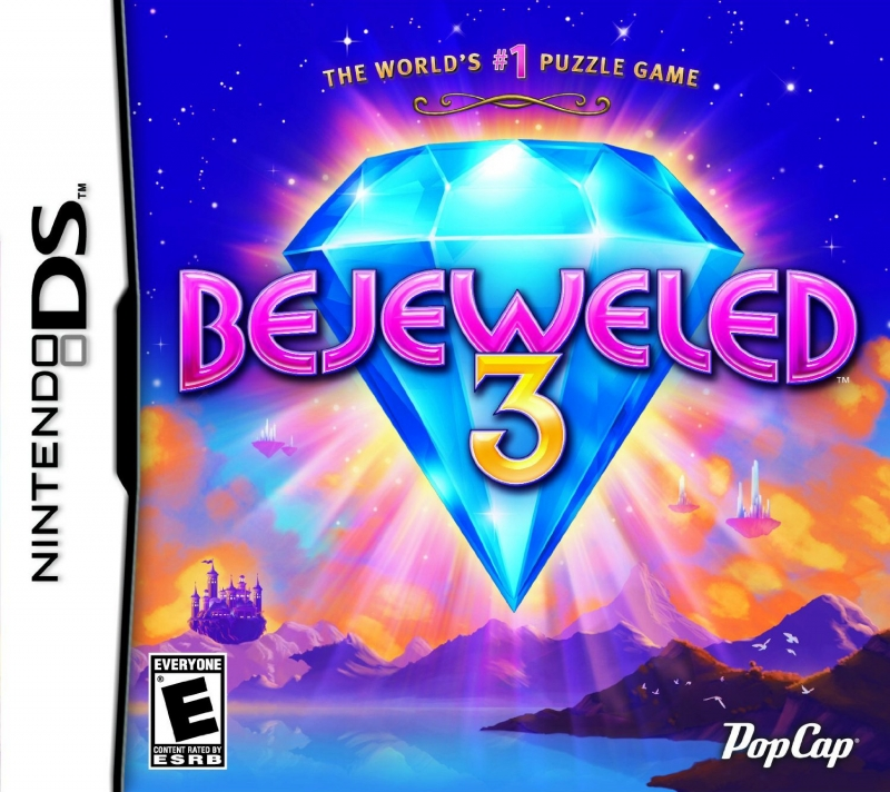 Bejeweled 3 for DS Walkthrough, FAQs and Guide on Gamewise.co