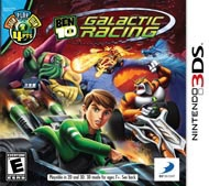 Ben 10: Galactic Racing for 3DS Walkthrough, FAQs and Guide on Gamewise.co
