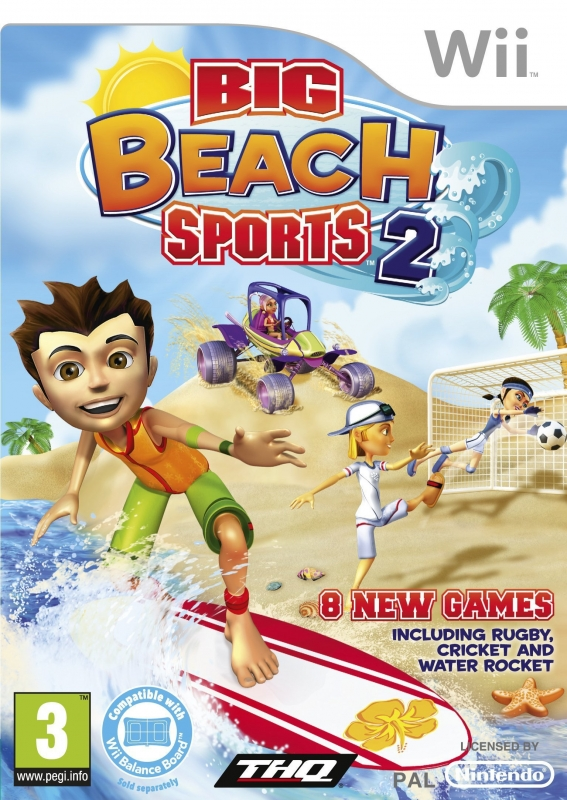 Big Beach Sports 2 [Gamewise]