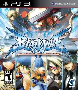 BlazBlue: Continuum Shift on PS3 - Gamewise