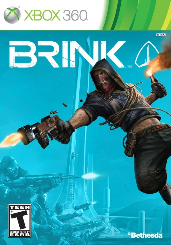 Brink on X360 - Gamewise