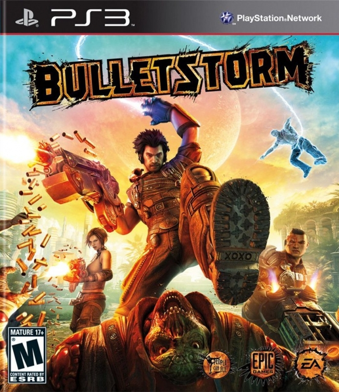 Bulletstorm for PS3 Walkthrough, FAQs and Guide on Gamewise.co