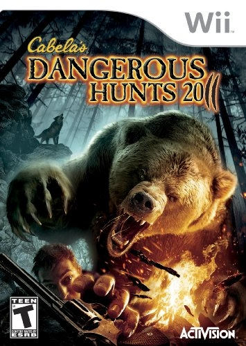Gamewise Cabela's Dangerous Hunts 2011 Wiki Guide, Walkthrough and Cheats