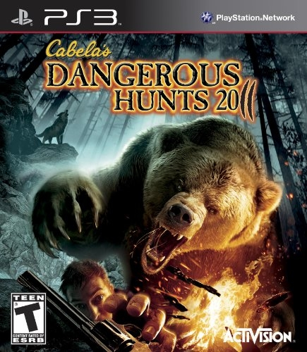 Cabela's Dangerous Hunts 2011 Wiki on Gamewise.co