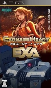 Carnage Heart EXA on PSP - Gamewise