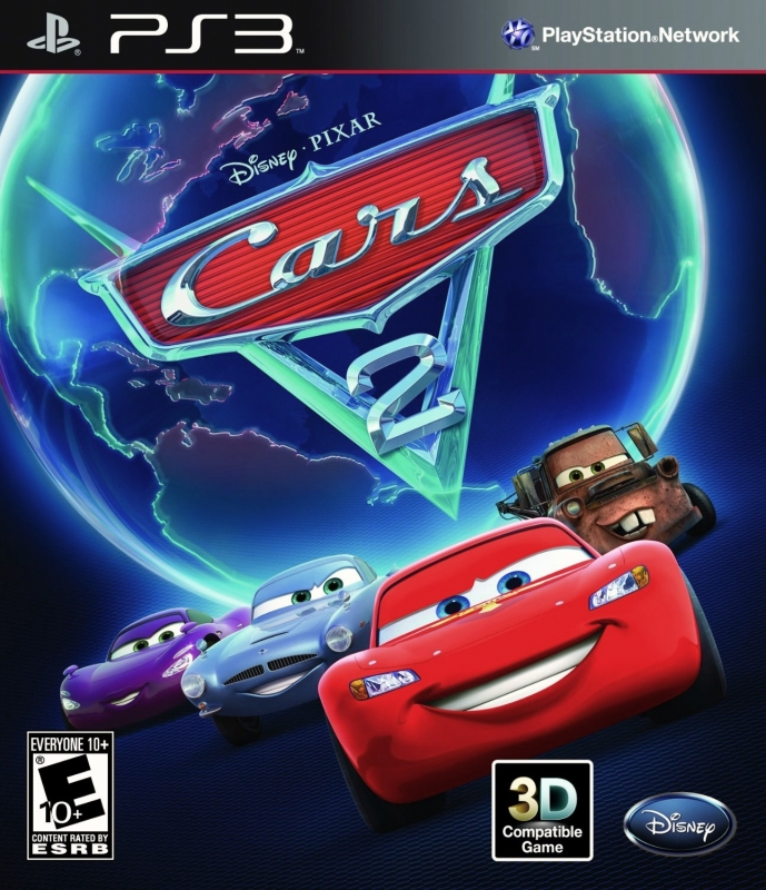 Cars 2 for PS3 Walkthrough, FAQs and Guide on Gamewise.co