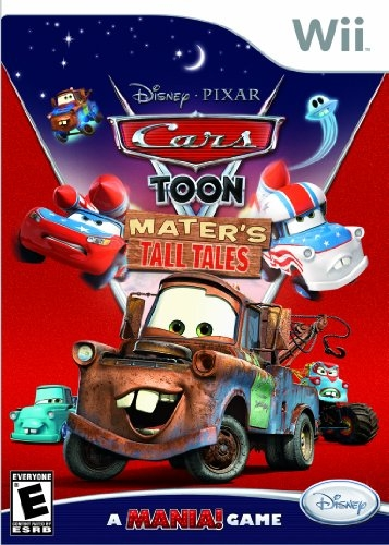 Cars Toon: Mater's Tall Tales | Gamewise