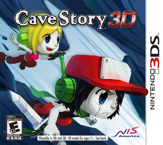 Gamewise Cave Story 3D Wiki Guide, Walkthrough and Cheats
