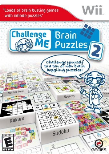 Challenge Me: Brain Puzzles 2 [Gamewise]