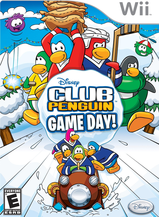 Club Penguin: Game Day! [Gamewise]