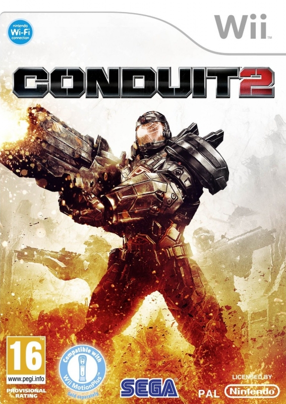 The Conduit 2 Release Date - Wii